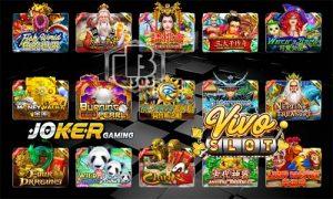 Game Tembak Ikan Online Joker Gaming Dan VivoSlot Gaming