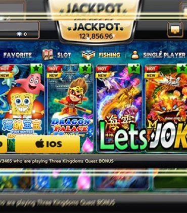 Situs Daftar Joker123 HD Minimal Slot Deposit 10 Ribu Termurah