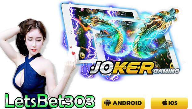 Agen Penyedia Game Slot Online Dan Tembak Ikan Joker303